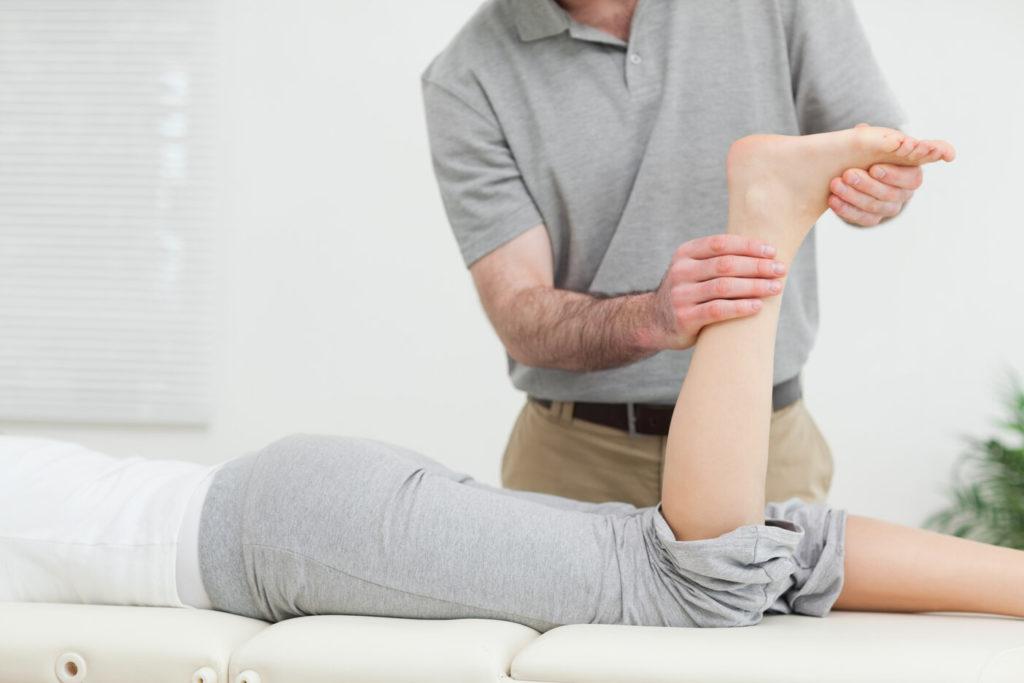 Selbstheilungskräfte durch Stoßwellentherapie